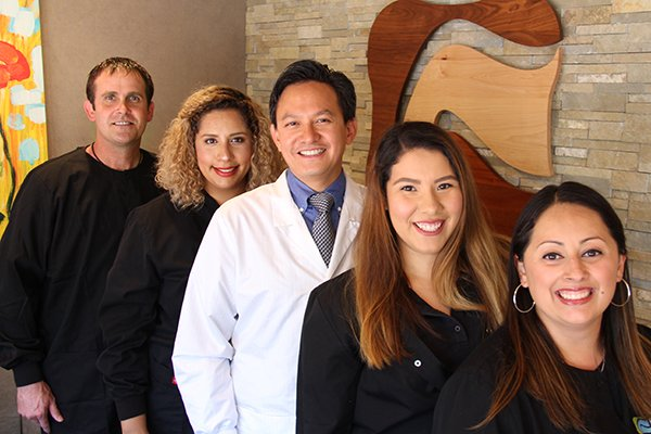 Meet your San Carlos Dentist Dr. Frank Hsu and his dental team.